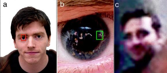 顔写真の瞳に写る真実。瞳孔を拡大することでその時一緒にいた人物をほぼ特定できることが判明(英研究)