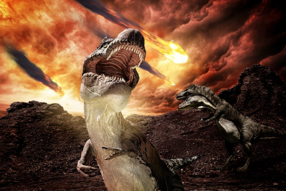 地球の大量絶滅に周期があるという説