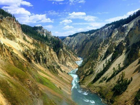日常を離れて大自然にダイブ!今すぐにでも訪れたい素晴らしい景色を持つ25の場所