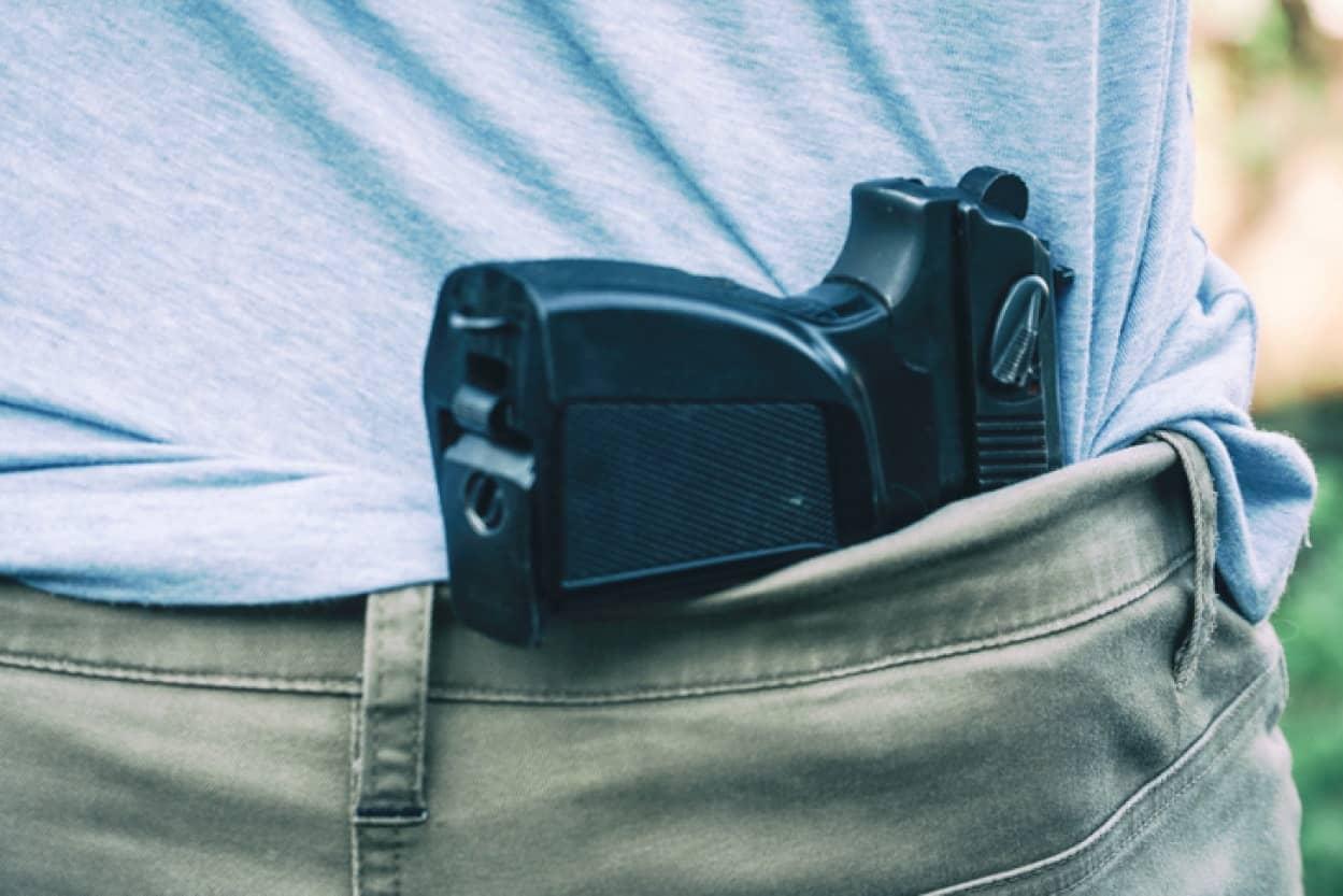 ライセンスなしで銃を携帯できる法案がテキサス州で可決される見通し
