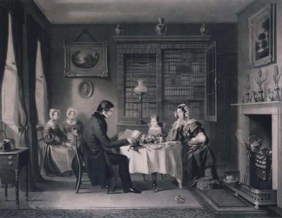 19世紀の西洋で、「リビングルーム」は「デスルーム」と呼ばれていた。その理由とは?※追記あり