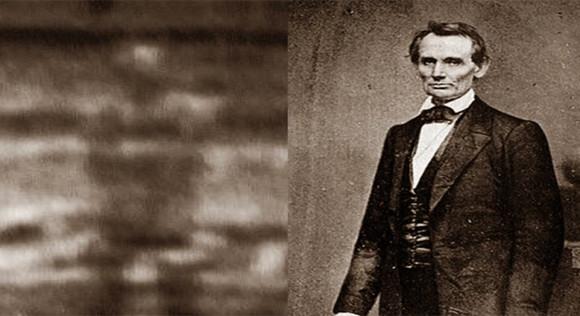 世界最高の心霊写真と言われている、エイブラハム・リンカーン大統領の霊