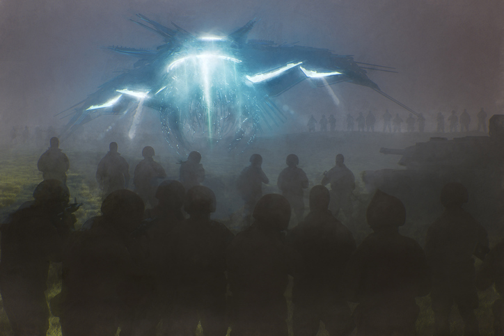 UFO墜落の歴史