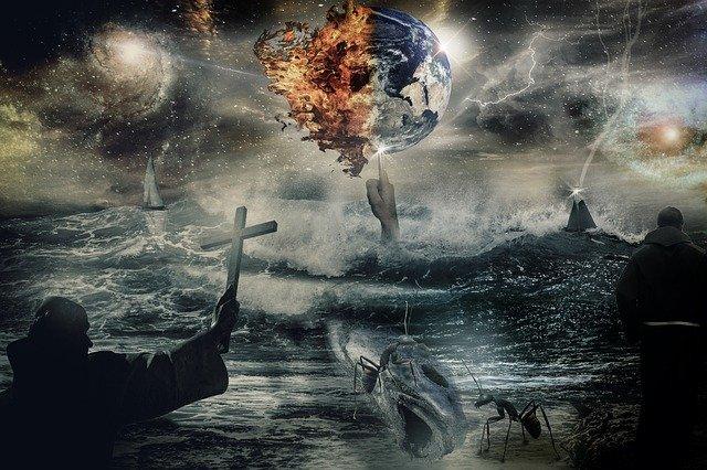 地球上の酸素が失われ10億年後に生命は絶滅