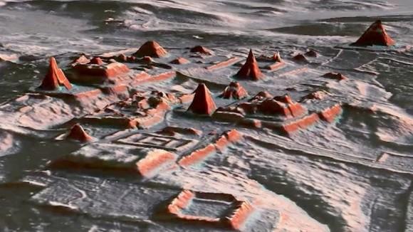 グアテマラのジャングルの下に隠れていたマヤ文明の巨大都市が発見される(米研究)