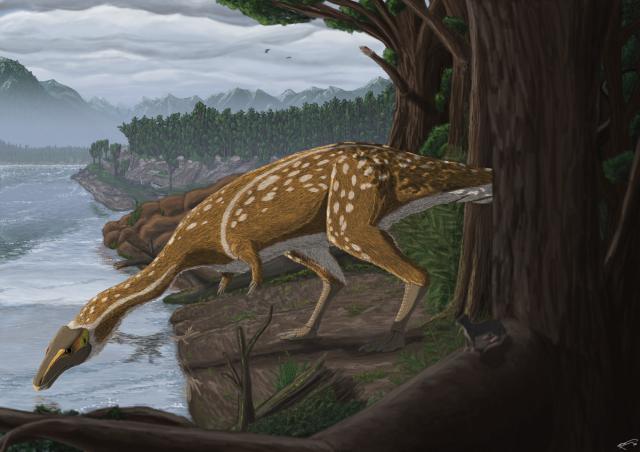 エラフロサウルス