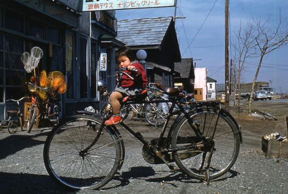 1950年代の北海道千歳市の様子がわかるヴィンテージ写真