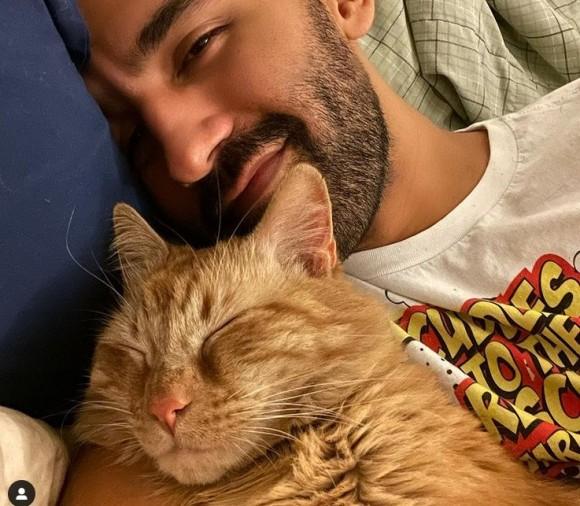 話しかけると返事をする最高の相棒猫