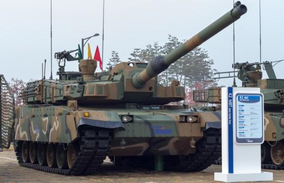 韓国の戦車