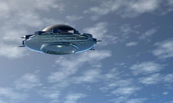 ufo-stock-image