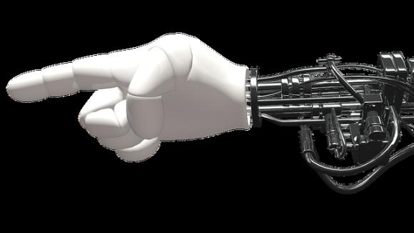ロボットの命令