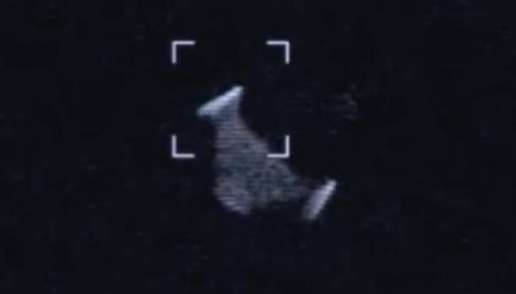 なんかすごい形してるぞ!NASAのオールスカイカメラがとらえた謎の発光物体