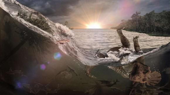 恐竜絶滅の謎を解くカギとなるかもしれない、隕石衝突時期の化石が発見される(米研究)