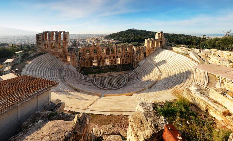ヘロデ大王の要塞宮殿「ヘロディウム」遺跡の一部が新たに公開される