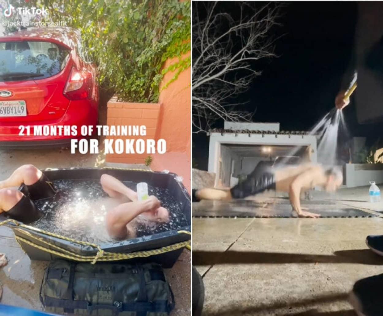 ネイビーシールズの拷問レベルの特殊訓練の様子を公開