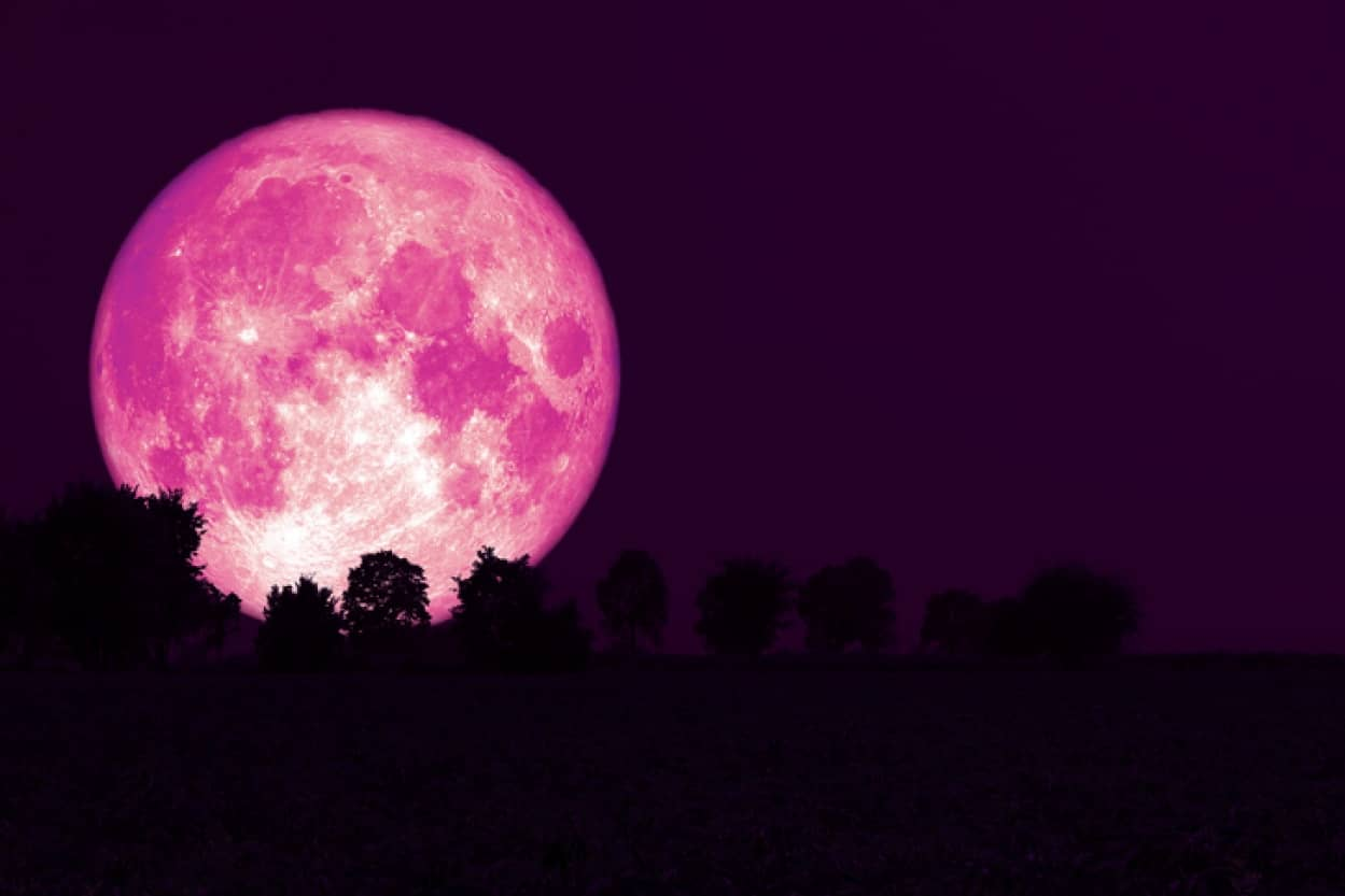 2021年6月25日は上半期最後の満月