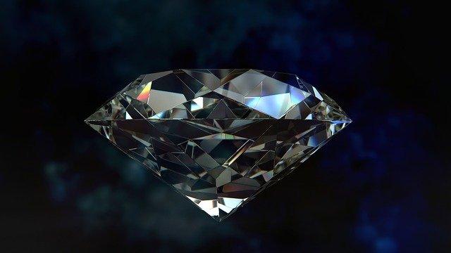 空気と水で作るダイヤモンド