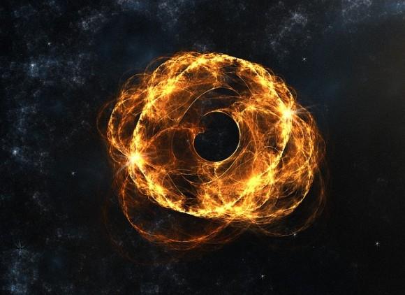 太陽の400億倍。超大質量ブラックホールが発見される