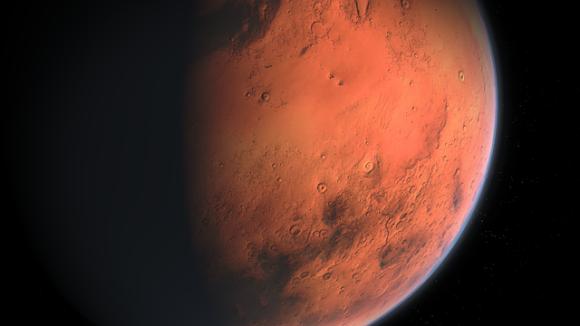 火星全体を覆うほどの広大で分厚い氷床が発見される(米研究)