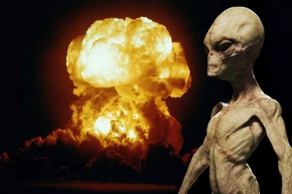 宇宙人は人類を救った。ミサイルを撃墜し核戦争が起きるのを阻止した(元宇宙飛行士)
