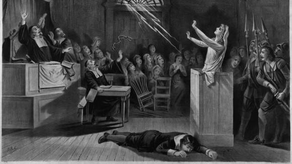 セイラム魔女裁判で実際に使用されていた魔女の正体をあばきだす10の方法