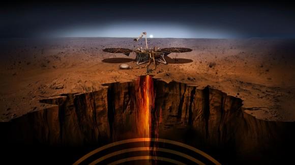 いるとすれば地下だ。火星の地下に生命体が大量に存在する可能性が示唆される(アメリカ地球物理学連合)