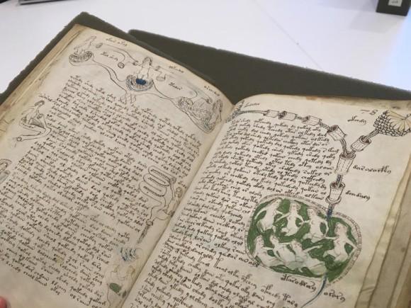 ヴォイニッチ手稿、AIを使って解読を試みたコンピューター科学者、その手がかりを発見したと主張(カナダ)
