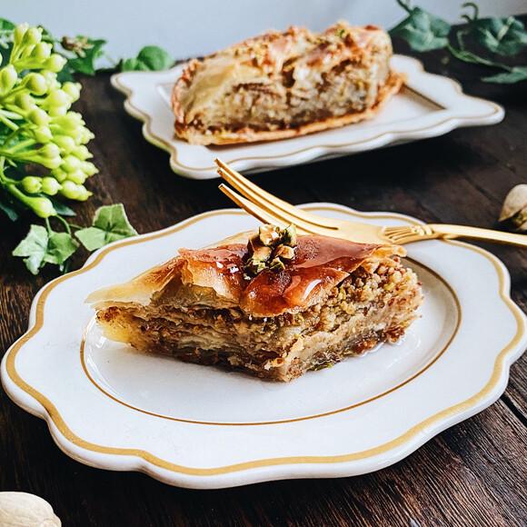 トルコ伝統のお菓子、バクラヴァのレシピ