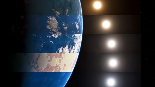 """地球外生命体を探し方。太陽系外惑星の反射光に隠された""""コード""""から居住可能性を判断する方法(米研究)"""
