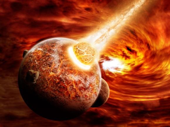 陰謀論者がザワつきはじめた。2017年9月23日、ニビルが地球に衝突するという噂