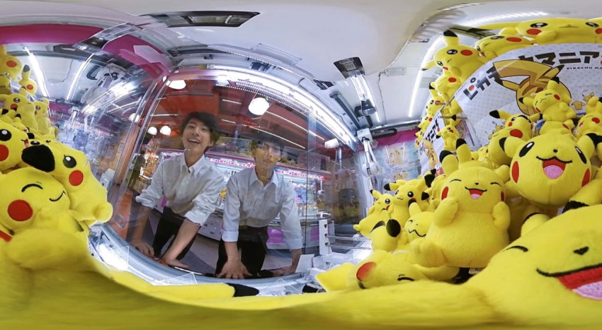360度視点で日本を堪能することができるYOUTUBE動画「JAPAN - Where tradition meets the future」