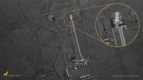 建物内部に隠された物体を見通せる透視能力を備えた人工衛星が登場(アメリカ)