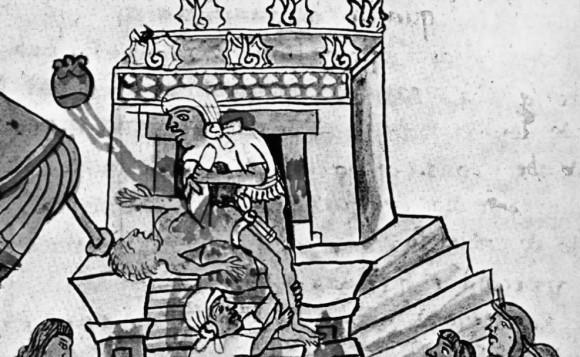 古代メソアメリカで行われていた生贄の心臓摘出法を検証(メキシコ研究)