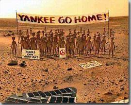 無職なおともだちに朗報!火星へ...