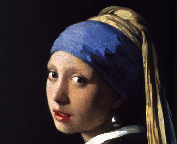 真珠は錯覚?フェルメールの名画「真珠の耳飾りの少女」の新たな真実が判明(オランダ研究)