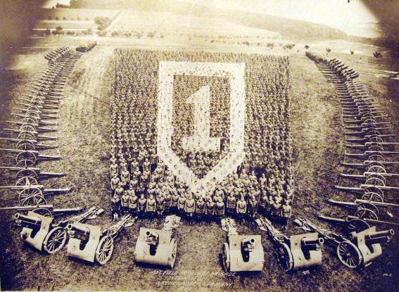 MPH 53, 1stField Artillery Brigade
