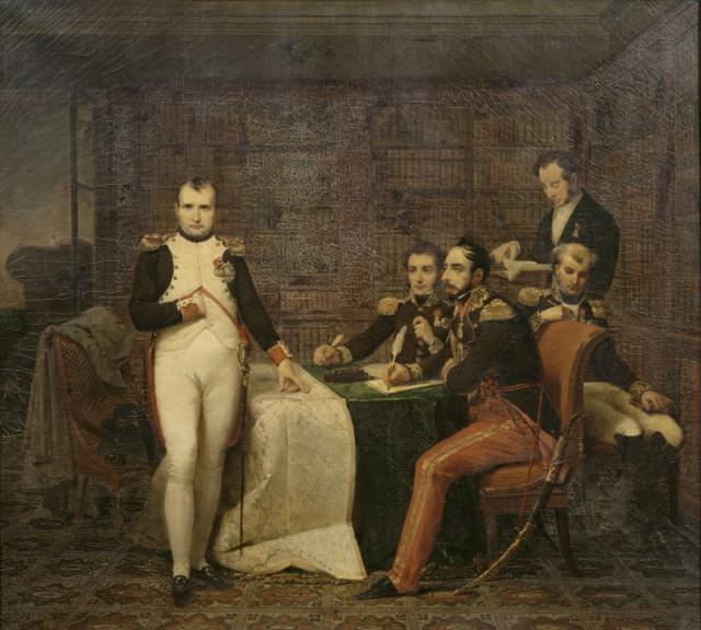 ナポレオンの息子スティック「極小説」は本当なのか?