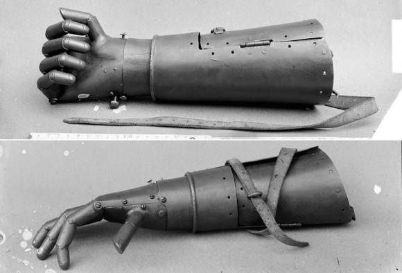 ベルセルクの元ネタか?鉄腕ゲッツの異名を持ったドイツ騎士の義手(16世紀)