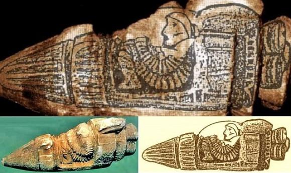 3000年前にロケットが?オーパーツ疑惑となったロケット型の石の彫刻(トルコ)