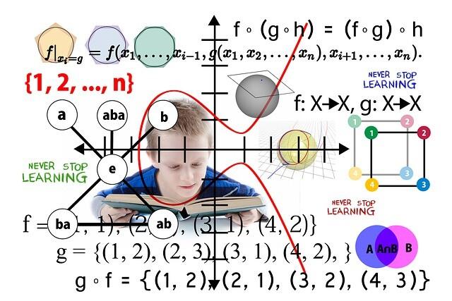 数学の能力は2つの神経伝達物質と関連。その量を調べることで、数学的能力がどの程度あるかを予測できる