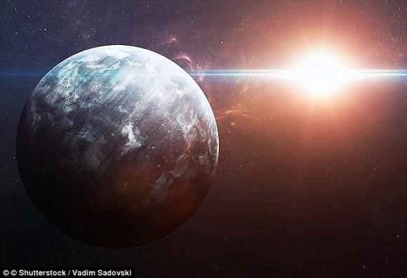 惑星X「第9惑星」は、太陽系に捕...
