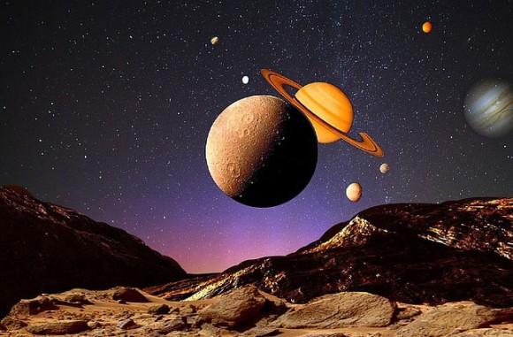 2020年12月21日、木星と土星が大接近