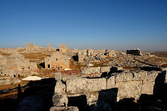 dead forgotten cities of syria 29