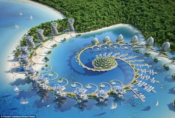 ここはどこ?宇宙人どこ?地球内で異世界を楽しめるホテルがフィリピンにオープンするかも!?