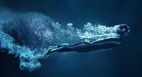 人間が人魚に一歩近づける?静脈に注射するだけで長時間水に潜っていられる微粒子酸素が開発される(米研究)