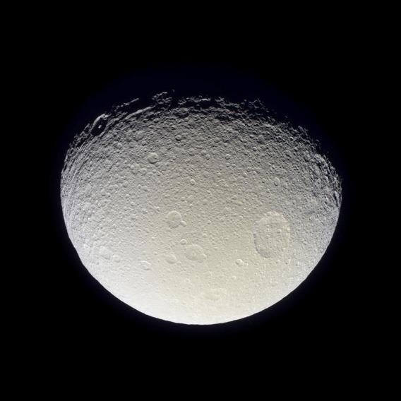 Saturns-Moon-Tethys