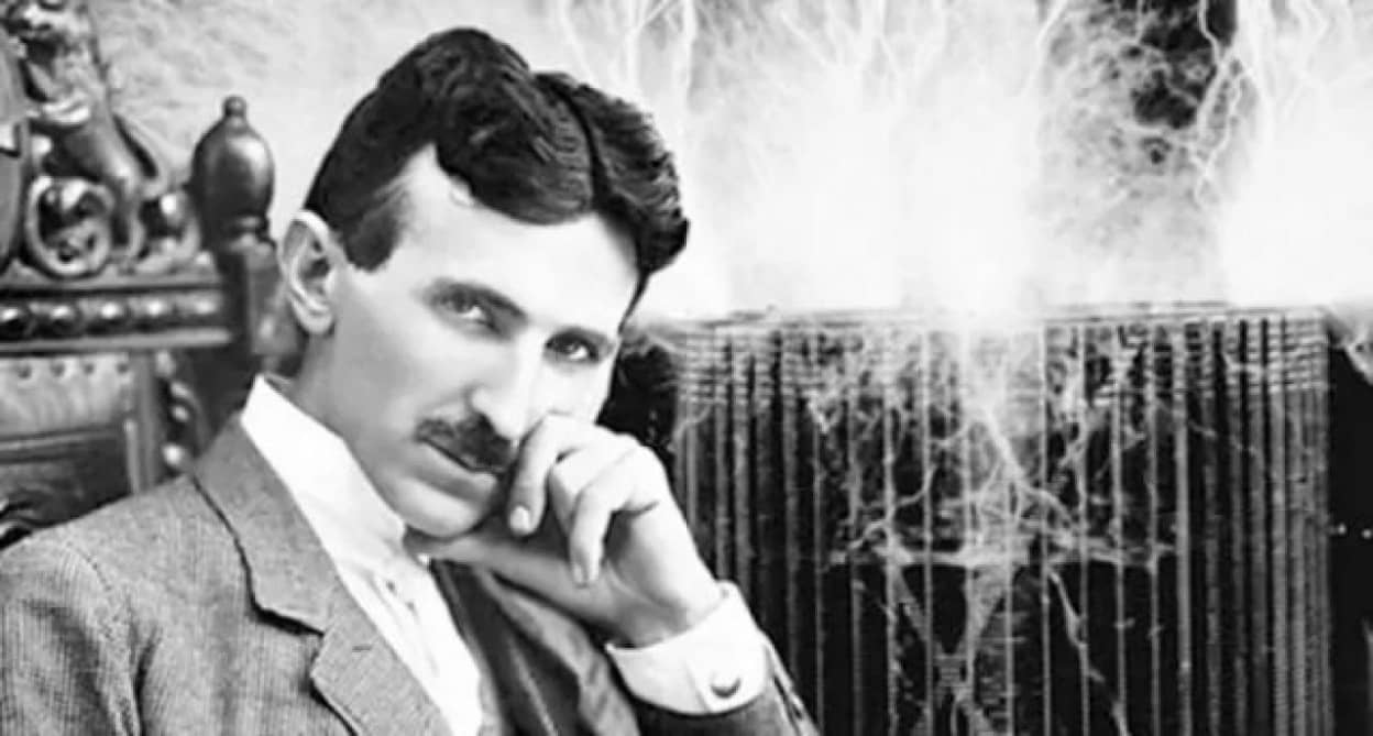 ニコラ・ステラの100年前の発明品が現代技術を推進