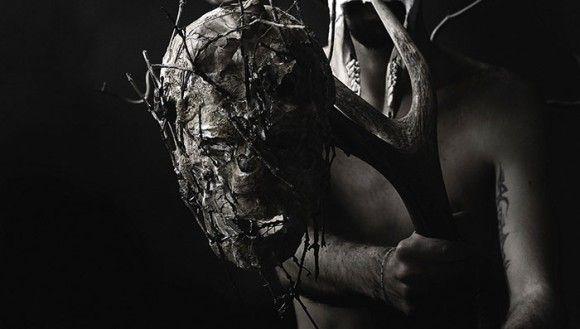禍々しさが容赦ない。死と腐敗と悪魔をテーマにしたデジタルアートワーク作品