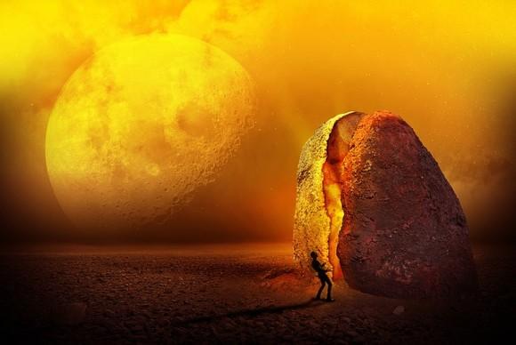 やっぱ月だろ。人類が火星よりも月に注目すべき5つの理由