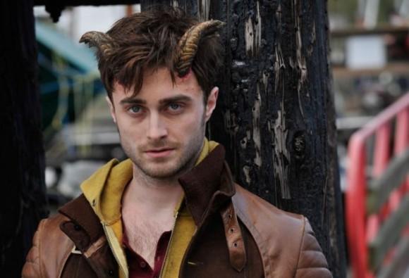 ハリー・ポッターに角生えた。ダニエルが悪魔役となって復讐を遂げる映画「HORNS(ホーン)」の予告編